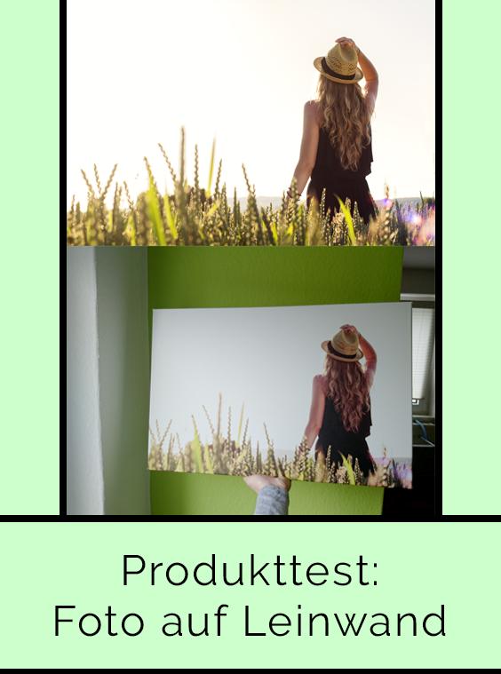 Pinterest-Grafik zu einem Blogpost. Zu sehen ist oben ein Foto von einer Frau mit langen blonden Haaren. Sie trägt einen Hut, an den sie mit ihrer rechten Hand fasst. Sie steht im Feld und schaut zur Sonne.